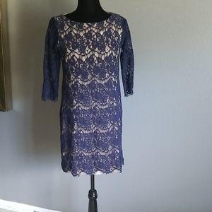 Lace Jessica Howard Dress